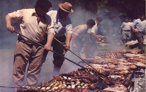 Asado uruguay - argentina...un manjar!! | Taringa!